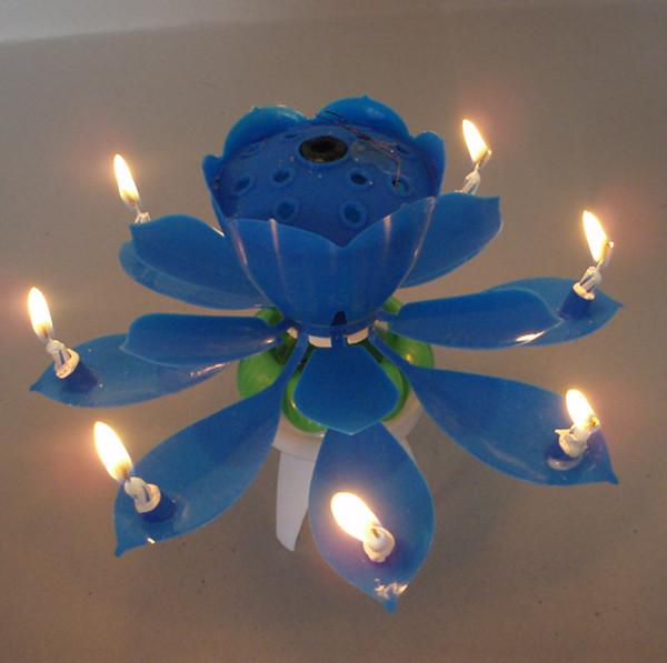 Glitter Lotus Birthday Cake Candle Dropship Buy Cheap Candles From Lisalisacao 3514