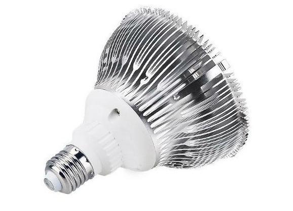12W LED Par38 Par Lichter 12 Watt Par 38 Hochleistungslampe WW / CW / NW-Birnen-Licht-Scheinwerfer CE ROSH 2 Jahre Garantie / Via Express