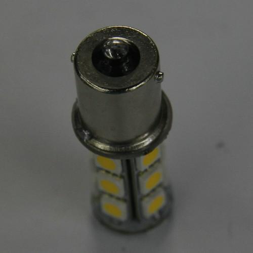 Ücretsiz kargo 10 X Araba Yedekleme Ters ışık LED Beyaz Fren Ampul BA15S 1156 ba15s 1157 18SMD Oto LED işık ters ampul P21W