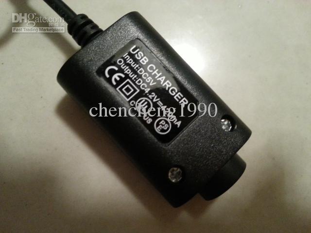 DHL USB Charger for CE6 Ego-T Ego-C Ego-W F1 Ego-CE4 CE6 E Cigarette Ecig