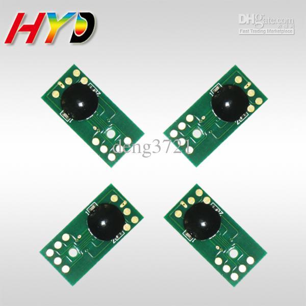 HYD chip de LX900 compatible de es conjunto de chips de cartucho de inyección de tinta para impresora de etiquetas Primera LX900, RX900 impresora de etiquetas de color.