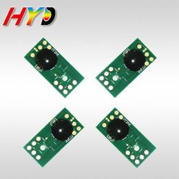 Wholesale Wholesale Inkjet Printers - HYD compatible 53425BK,53222C,53423M,53424Y 4-color inkjet chip set for Primera LX900 label printer.