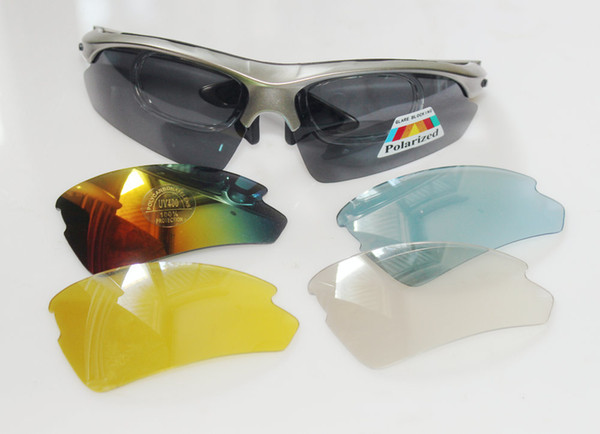 72ba6b72dd SP1018 adult bike sunglasses polarized sports sunglasses UV protection  cycling sun glasses with Prescription Insert elastic