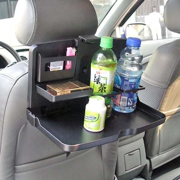 best selling Free Shiping Car Seat Tray mount Food table meal Desk Drink Cup Holder 1pcs lot