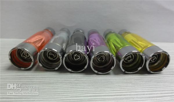 100% CE4 Atomizer 1.6ml vaporizer E Cigs 510 ego-CE4 ego t clearomizer for all ego series CE5 CE6 Tank DHL Free