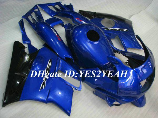 Motorcycle Fairing kit for Honda CBR600F2 91 92 93 94 CBR600 F2 1991 1992 1994 ABS Blue Fairings set+Gifts HG01