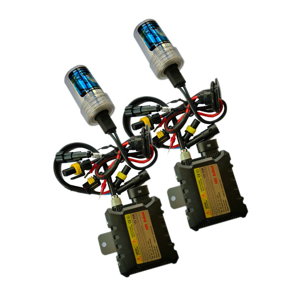 best selling Whole set single beam hid xenon kit h1 h3 h7 H8 H9 H10 h11 9005 9006 880 881 d2r d2S D2C SLIM BALLAS
