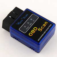 Wholesale Diagnostic Interface Cars - Vgate Scan Advanced OBD Tool ELM327 Interface V1.5 Bluetooth OBD-II OBD2 Auto Car Diagnostic Scanner