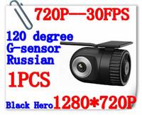 Wholesale Mini Camera Hero - Black Hero Car DVR Camera HD 720P Smallest In Car Dash Camera Video Register G-Sensor Car Black Box ,Wholesale,Free Shipping