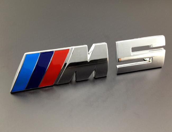 Excellent New D M Metal Car Sticker Badge For Bmw M E - Best car sticker logo