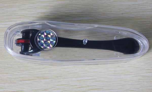 1 stück Neue 180 nadeln titan eye derma roller Narbenreduzierung Micro Needle System