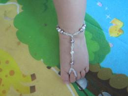 Bebek el yapımı yalınayak sandalet ayak parmağı ile ayak bileği streç 1-2years eski 20 pair toptan için nereden