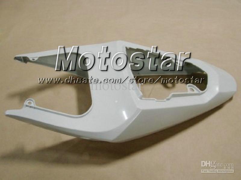Unlackierte Verkleidungen für Suzuki GSXR 600 750 2004 2005 K4 Polierte Verkleidung mit Primer GSXR600 GSXR750 04 05 TT19