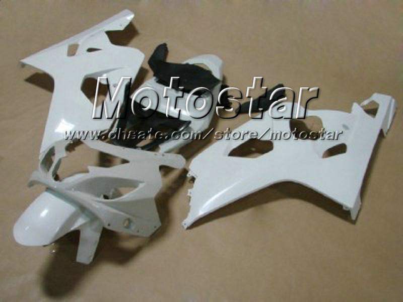Unpainted Backings voor Suzuki GSXR 600 750 2004 2005 K4 Gepolijste kuip met primer GSXR600 GSXR750 04 05 TT19