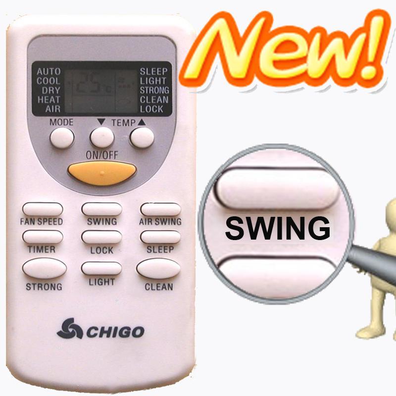 2019 Chigo Air Conditioner Remote Control Zh Jt 01 Chigo
