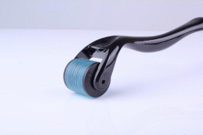 DRS dermaroller 540 mikro iğneler, cilt dermaroller, cilt güzellik silindiri, paslanmaz çelik İğneli 0.2mm-3.0mm
