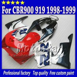 $enCountryForm.capitalKeyWord Canada - High quality aftermarket parts for HONDA fairing body kit CBR900RR 919 CBR 1999 CBR919RR 1998 CBR919 98 99 custom ABS fairing