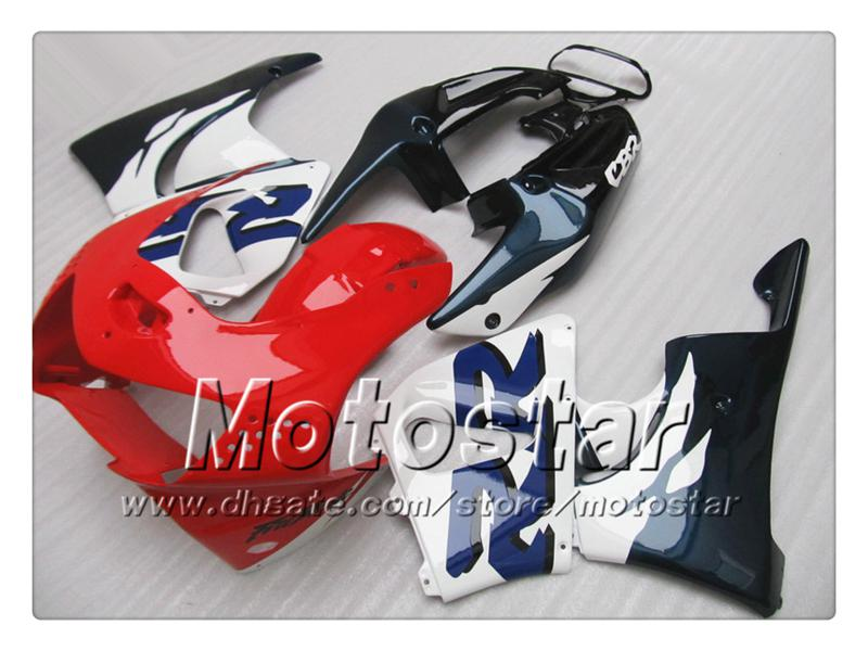 Peças de reposição de alta qualidade para HONDA carenagem corpo kit CBR900RR 919 CBR 1999 CBR919RR 1998 CBR919 98 99 custom ABS carenagem