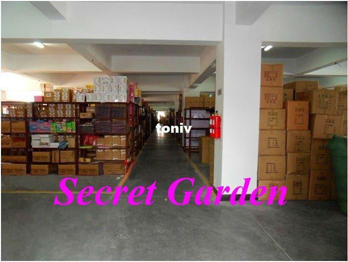 Warehouse Secret Garden