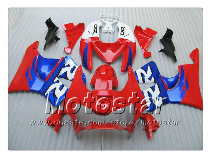 Road Racing BodyWokr Onderdelen voor Honda Fairing Body Backings CBR900RR 919 CBR 1999 CBR919RR 1998 CBR919 98 99 Aangepaste ABS-kuip