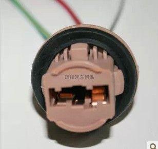 In voorraad T20 / 3156/3157 Socket Car Lamp Houder Adapter