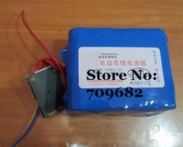 Wholesale Electric Bicycle Free Shipping - New 12V 12Ah electric bicycle LiFePO4 lithium iron phosphate battery no explorsion 2000 cycles with free charger PVC package free shipping