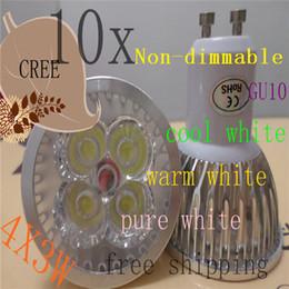 Directe d'usine --- Spot à LED GU104x3W Non-dimmable.Warm white.cool white.White ? partir de fabricateur