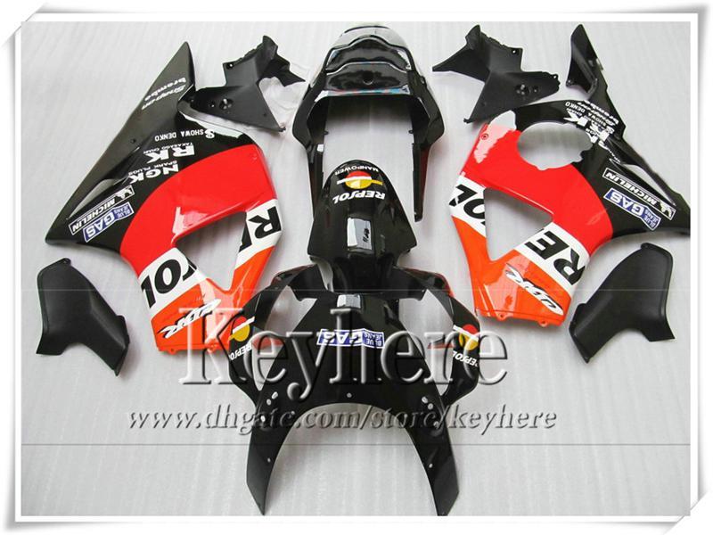 Cuerpo de plástico rojo CBR900RR 954 2002 2003 954RR CBR954RR carenados kit 02 03 CBR 900RR carenado carrocería para Honda con 7 regalos SY15