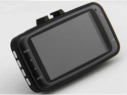 Wholesale Digital Car Video Free - 1080P 2.7inch LCD Car DVR Vehicle Camera Video Recorder Dash Cam G-sensor HDMI GS8000L Car recorder DVR Free shipping