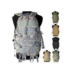 Wholesale Tactical Molle Assault Backpack - Brand TAD Tactical Assault Airsoft Backpack Outdoor Camping Travel Hiking Mountaineering Bag Molle backpack free shipping