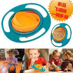 Gravity Bowl 2017 baby bowl baby gravity bowl spill resistant kids/children