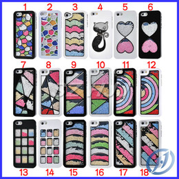 Wholesale Cases Swarovski Diamond - For iphone 4 Colorful Bling Swarovski Case Cover For iPhone 4 4S 4G iphone4S Luxury Diamond Case