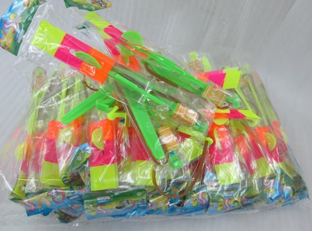 Christmas Gift LED amazing arrow Flying helicopter umbrella kids toys Space UFO,LED Lighte Up Toys