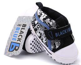 2013 новый мальчик ребенок милый черный мужской ребенок малыша обувь / обувь / Детская обувь / малыш, 6 пара / лот от Поставщики обувь 6pair