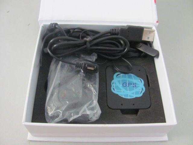 ¡Nuevo! Mini rastreador personal para niños mascotas GPS SMS SOS seguimiento en tiempo real envío gratuito
