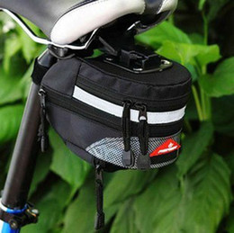 Wholesale Cycle Pannier Bags - Outdoor Sport GIANT MERIDA Cycling Bike Travel Frame Saddle Pannier Rear Seat Seatpost Bag Free Shipping