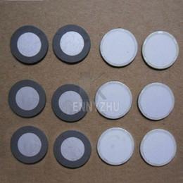 20mm o 16mm Ultrasonic Atomizzazione Chip Sensor Sostituzione Membrana Ceramica Disco Per Mist Maker Fogger Umidificatore da umidificatore atomizzante fornitori