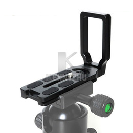 Wholesale Universal L Plate - Universal MPU-105 L Shape Quick Release Plate Bracket For All AS Standard Tripod Head System