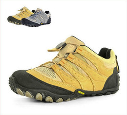 Wholesale Quick Drying Shoes Men - BlackHawk Outdoor Sports Climbing Hiking Traveling Mountain Airsoft Dri-lex Quick Dry Breathable Cord Lock Shoe Boots Free Shipping