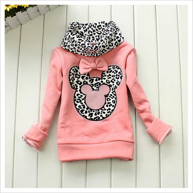 New Winter/Autumn Baby Clothing Kids Girls Cartoon Pullover Girls ...