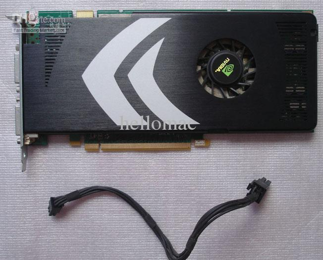 N V i d i a GeForce 8800 GT 512MB PCIe-Video Card ONLY For A1186 Ma970 and  A1289 ,NOT for A1186 Ma356
