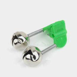 Wholesale Sea Plastic - Stainless Steel Plastic Outdoor Sea Rod Bells Ring Fishing Alarm 00055