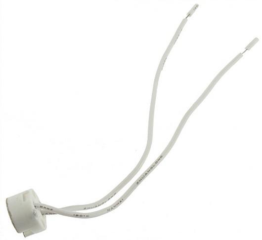 100 unids / lote LED lámpara halógena bombilla portalámparas base MR16 MR11 G4 G5.3 G6.35 venta al por mayor Dropshipping