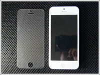 Wholesale Screen Guard For Iphone5 - 100 Front + 100 Back + 100 Cloth = 300pcs Full Body Clear LCD Screen Protector Cover Film Guard For iPhone 5 5G 5S iPhone5 No Retail Package