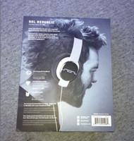 kopfhörer großhandel-Sol republic Master Tracks HD Kopfhörer in Weiß / Schwarz / Blau Günstiger Preis in bester Qualität versandkostenfrei bei amazestore