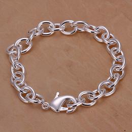 I monili dei braccialetti della catena di collegamenti d'argento 925 di modo utilmente collegano i braccialetti adatti dei pendenti dei braccialetti dei pendenti di vendita calda Trasporto libero supplier chain link charms da fascini a catena fornitori