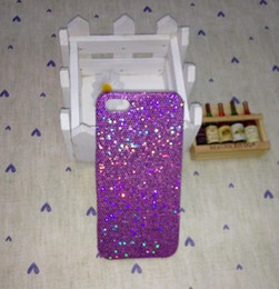 Wholesale Now Cases - Glitter Sparkle Bling Hard Back Sheel Case Cover for iphone5 5s , free shipping factory hot offer directly now