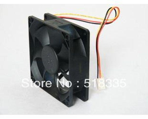Free Shipping Original Foxconn PVA080G12Q 12V 8025 8CM 80X80X25 mm wind capacity hydraulic bearing cooling fan