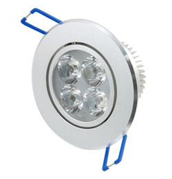 Wholesale Dimmable 4x3w - High quality 12W dimmable led downlight 4x3W recessed ceiling light 900lm CE RoHS SAA C-Tick 10pcs+