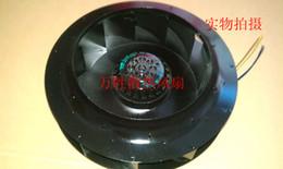 Ventilador de enfriamiento ebm online-Envío gratuito a través de DHL EBM PAPST R2E280-AE52-17 AC 230V 50HZ 1.0A 225W turbo centrífugo axial servidor inversor ventilador ventilador de metal
